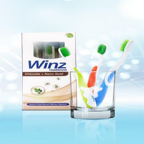 WINZ TOOTHBRUSH - 3 PCS