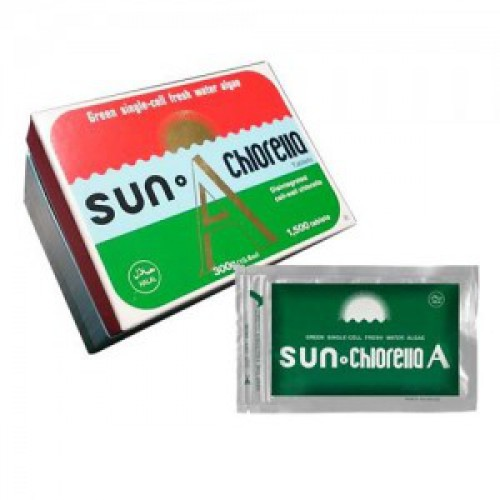 SUN CHLORELLA TABLET