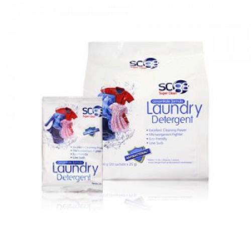 SC88 LAUNDRY DETERGENT SACHET