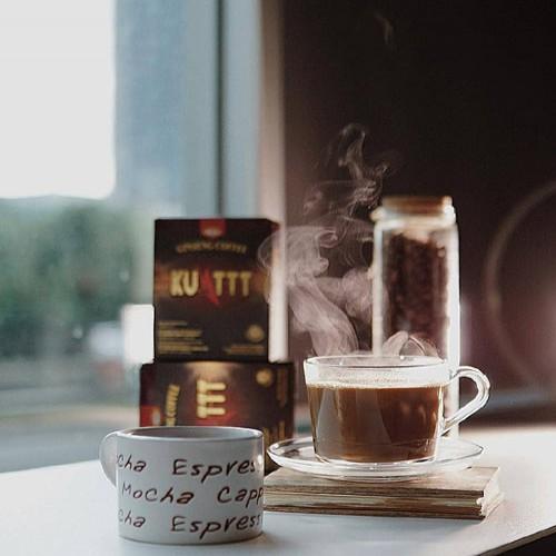 CNI GINSENG COFFEE KUATTT