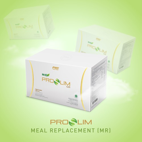 PROSLIM MR (MEAL REPLACEMENT)